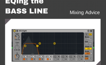 Punchy Bass EQ Settings