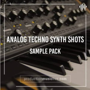 Analog Techno Synth Shots by PML