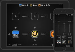 Audio Bus by PLY LTD by iPad