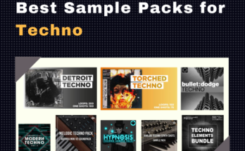 Best Sample Packs for Techno