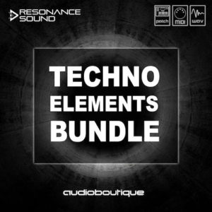 Techno Elements Bundle by Audio Boutique
