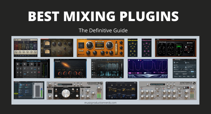 Best Vst Plugins 2020.50 Best Mixing Plugins 2020 Definitive Guide