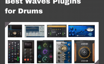 Best Waves Plugins for Drums