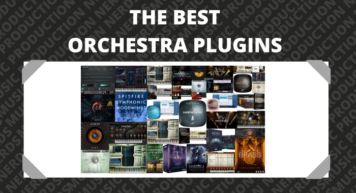 BEST Orchestra plugins and Libraries