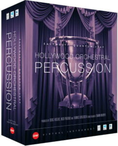 EastWest Hollywood Orchestral Percussion