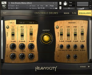 Heavyocity Master Sessions Ensemble Drums Collection