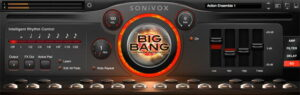 SONiVOX Big Bang Cinematic Percussion
