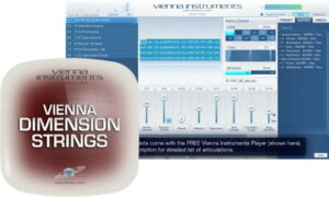 Vienna Symphonic Library - Dimension Strings