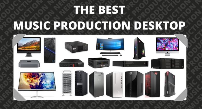 Best Desktop Computer for Music Production