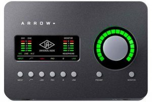 Universal Audio Arrow 2x4 Thunderbolt 3