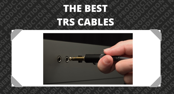 Best TRS Cables