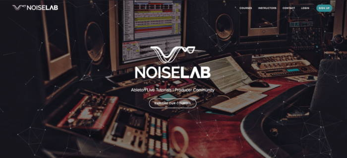 Noiselab Home Page