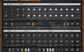 Full Bucket Music Tricent Mk III review