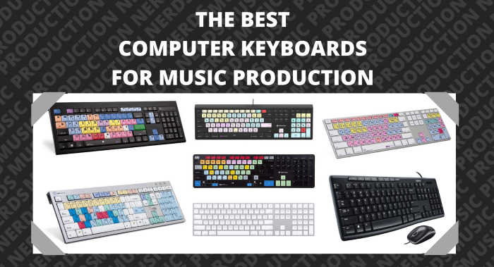 BEST Computer Keyboards for Music Production