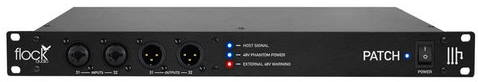 Flock Audio Patch 64-point Digitally Controlled Analog Patchbay
