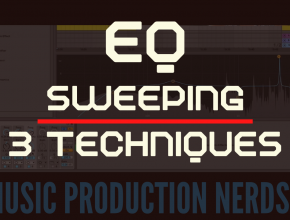 EQ sweeping techniques