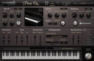 Piano One by Sound Magic