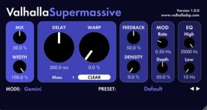 Supermassive by Valhalla DSP