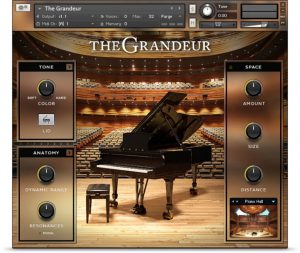 Native Instruments The Grandeur