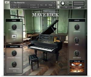Native Instruments The Maverick