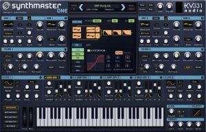 KV331 SynthMaster One Wavetable Synth