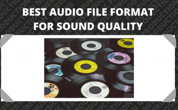 Best Audio File Format for Sound Quality